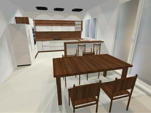 buduca kuchyna plus/minus - horne a dolne skrinky budu trosku inak co sa tyka rozdelenia... ale inak viac menej sedi :)