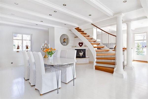 Ako si staviame sen - inšpirácie na interiér - biela, biela, biela... tu mozem :)