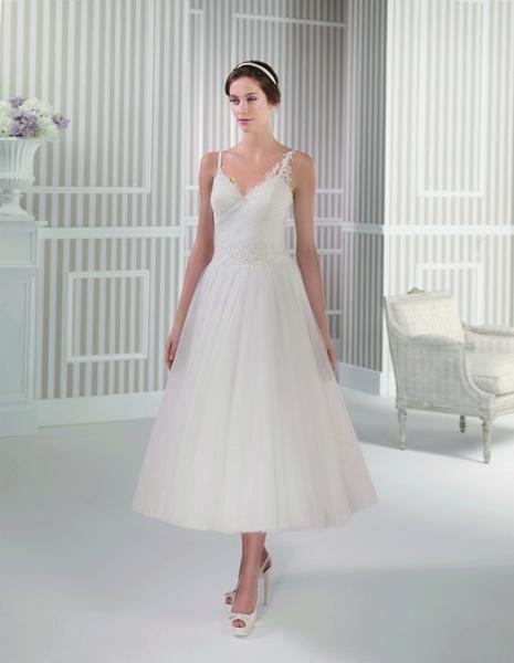 4501a05dbcaa Vintage šaty - - Svadobné šaty