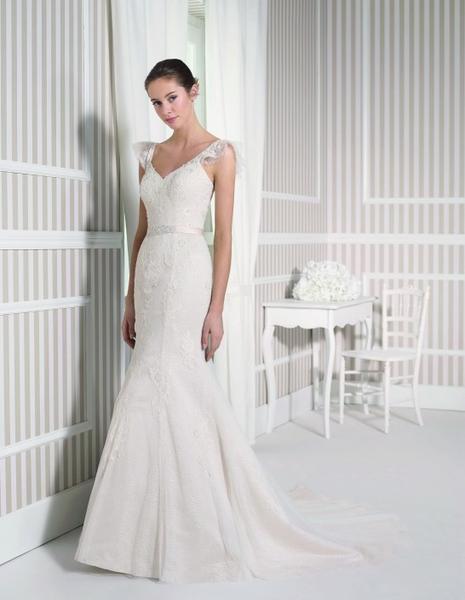 11957357d2b9 Vintage šaty - - Svadobné šaty