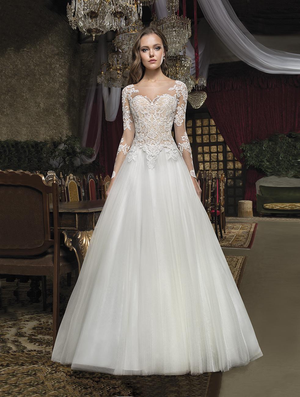 Svadobné šaty Cosmobella - Obrázok č. 1
