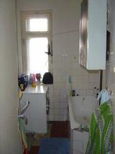 Kúpeľňa kedysi.