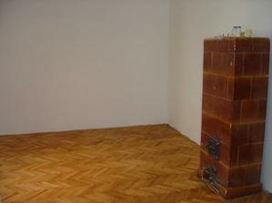 Naša stará izba, teraz v nej býva naša babina.