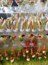 zeleninka a ovoce na léto ideální
