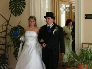 manželé Bláhovi, ale že to byla fuška :::)))))