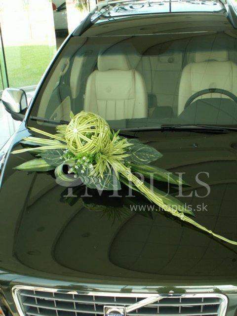 Vyzdoby svadobných  áut - Obrázok č. 82