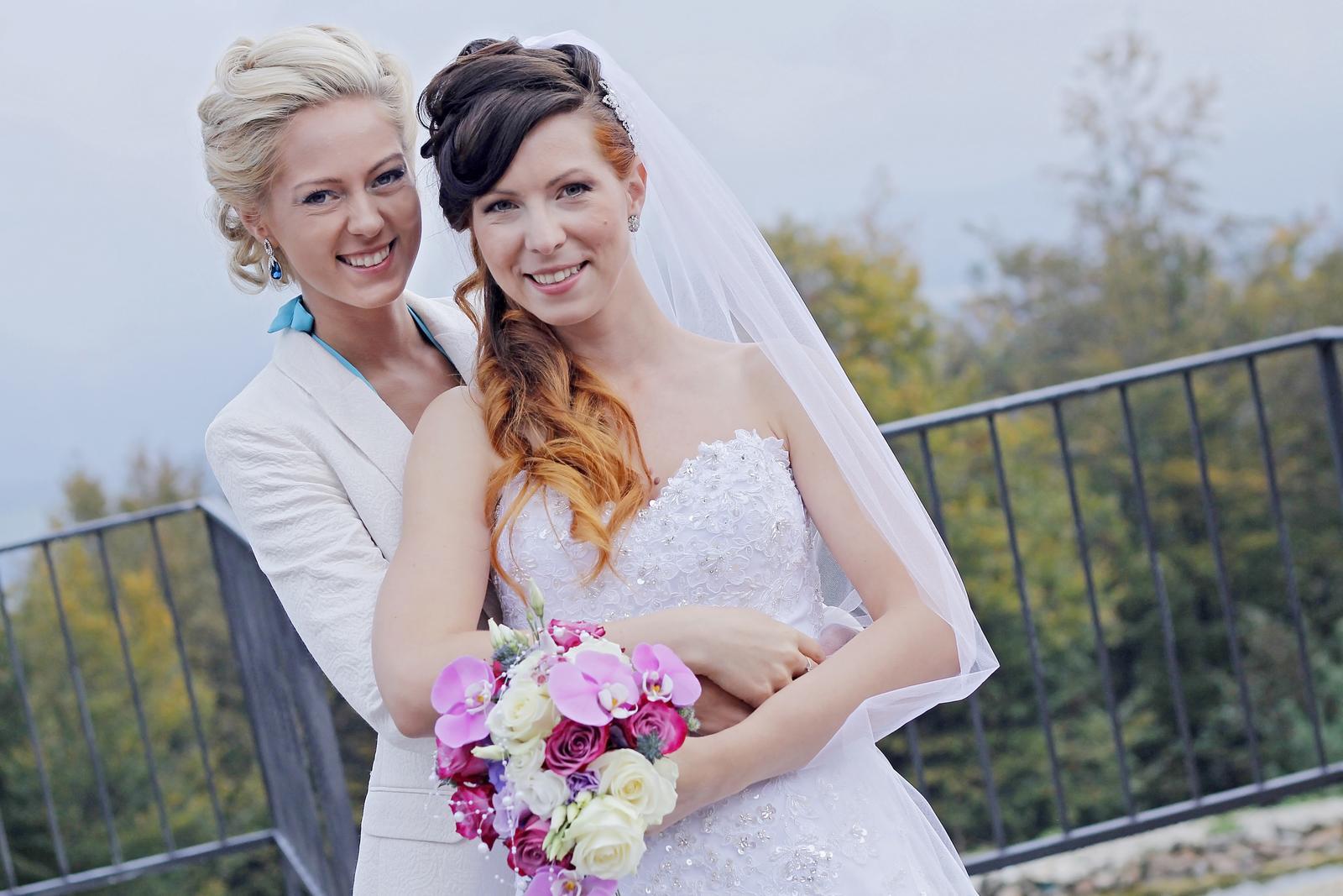 Martina Rybanska{{_AND_}}Michal Antol - S mojou krásnou sestričkou :*