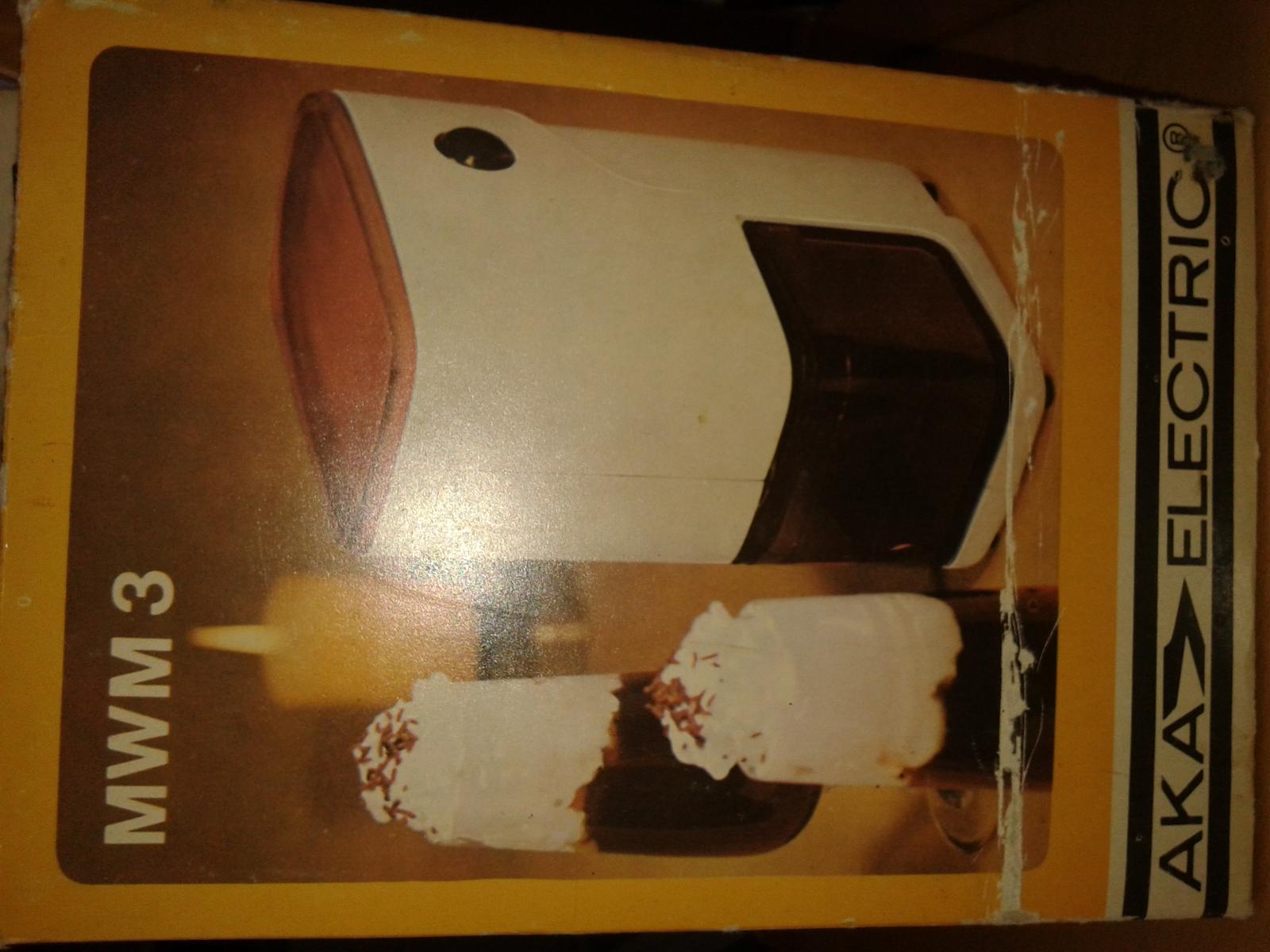 elektrický kavomlynček - Obrázok č. 1