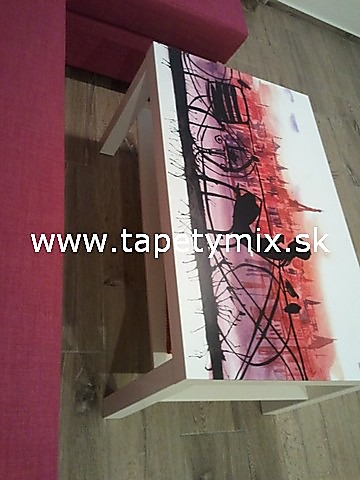 Fototapety na vestavěné skříne, nábytek, dveře - REALIZACE - Fototapeta na nábytku