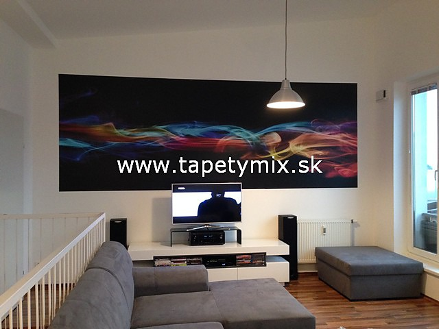 Fototapety - realizace zakázek - Fototapeta na zdi v interiéru