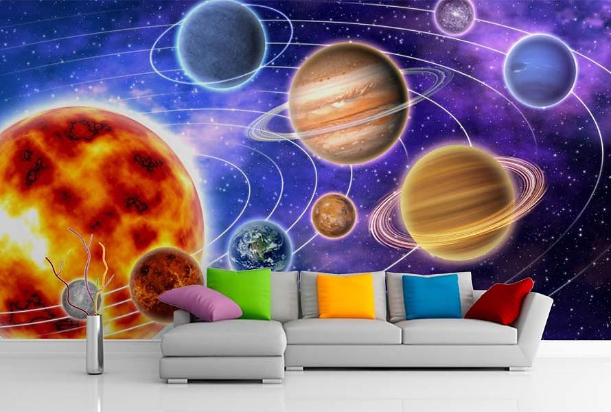 Fototapety Vesmír a planety na míru - Obrázek č. 1
