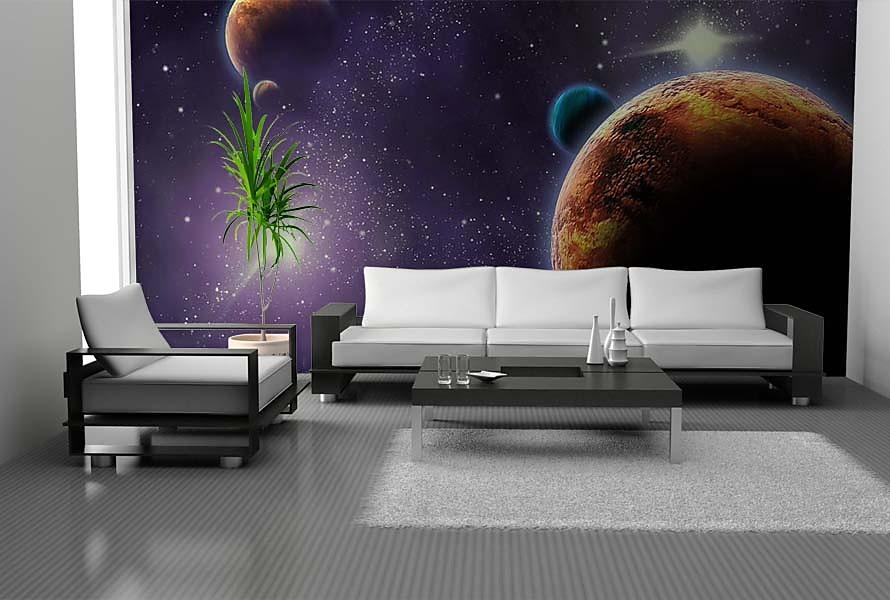 Fototapety Vesmír a planety na míru - Obrázek č. 6