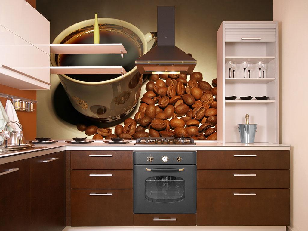 Fototapety do kuchyně - na kuchyňskou linku, na zeď, na skřínky - Obrázek č. 42