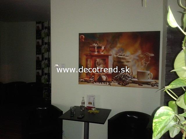 Obrazy na stěnu - v interieru našich zákazníků - Obrazy do kuchyně - Káva