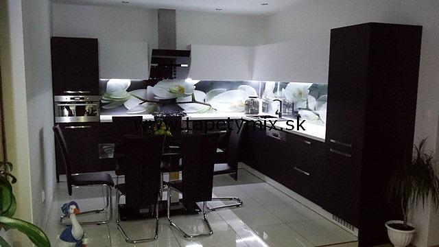 Fototapety do kuchyně - na kuchyňskou linku, na zeď, na skřínky - Kuchynská tapeta na míru - realizace