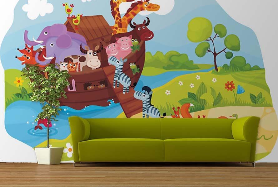 Fototapety do dětského pokoje - Obrázek č. 12