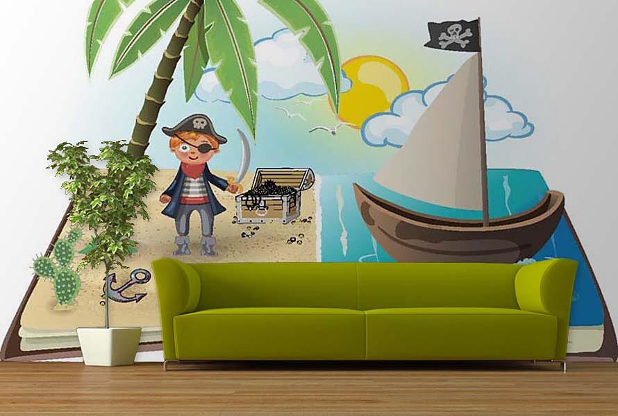 Fototapety do dětského pokoje - Obrázek č. 22