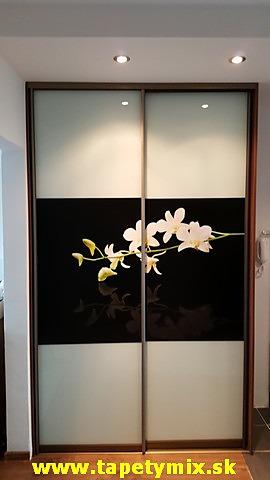 Fototapety na vestavěné skříne, nábytek, dveře - REALIZACE - Obrázek č. 33