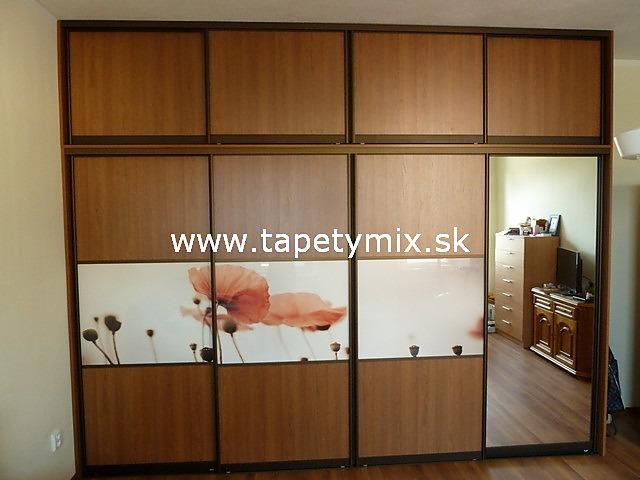 Fototapety na vestavěné skříne, nábytek, dveře - REALIZACE - Obrázek č. 35