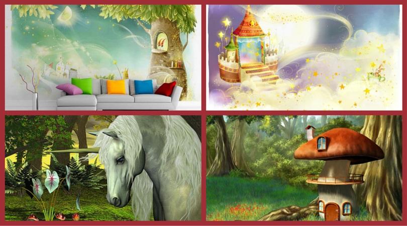 Fototapety do dětského pokoje - Obrázek č. 33