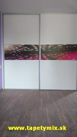 Fototapety na vestavěné skříne, nábytek, dveře - REALIZACE - Obrázek č. 38