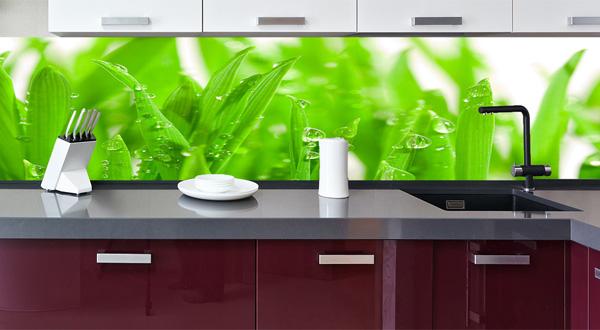 Fototapety do kuchyně - na kuchyňskou linku, na zeď, na skřínky - Obrázek č. 60