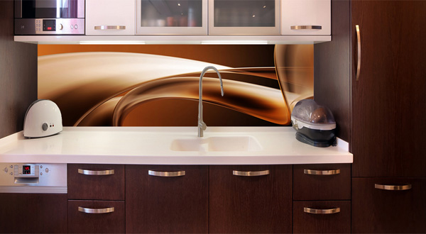 Fototapety do kuchyně - na kuchyňskou linku, na zeď, na skřínky - Obrázek č. 61
