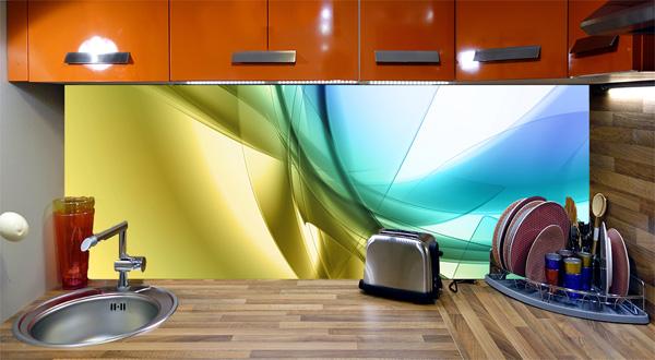 Fototapety do kuchyně - na kuchyňskou linku, na zeď, na skřínky - Obrázek č. 65