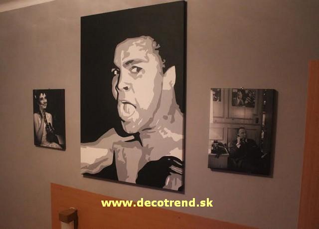 Obrazy na stěnu - v interieru našich zákazníků - Obrázek č. 47