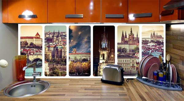 Fototapety do kuchyně - na kuchyňskou linku, na zeď, na skřínky - Obrázek č. 72