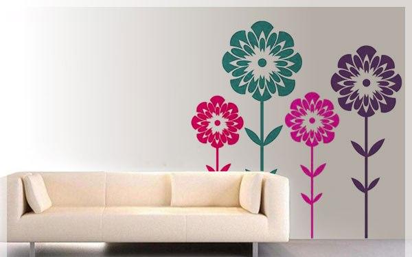 Samolepky na zeď ( 43 barev ) a Šablóny na malování - Obrázek č. 3