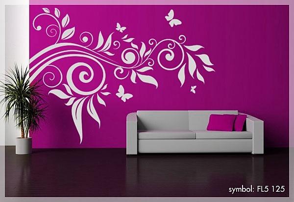 Samolepky na zeď ( 43 barev ) a Šablóny na malování - Obrázek č. 9