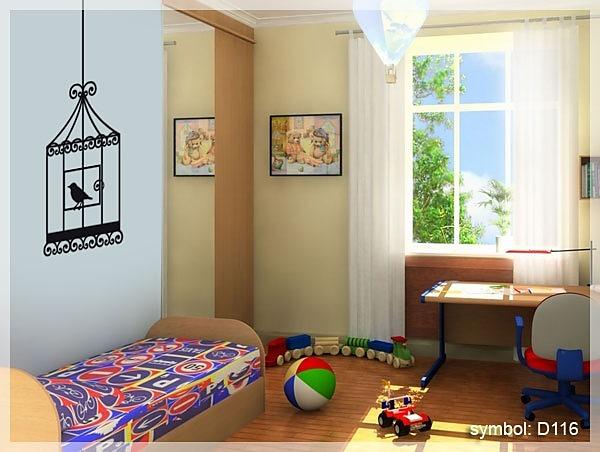 Samolepky na zeď ( 43 barev ) a Šablóny na malování - Obrázek č. 11
