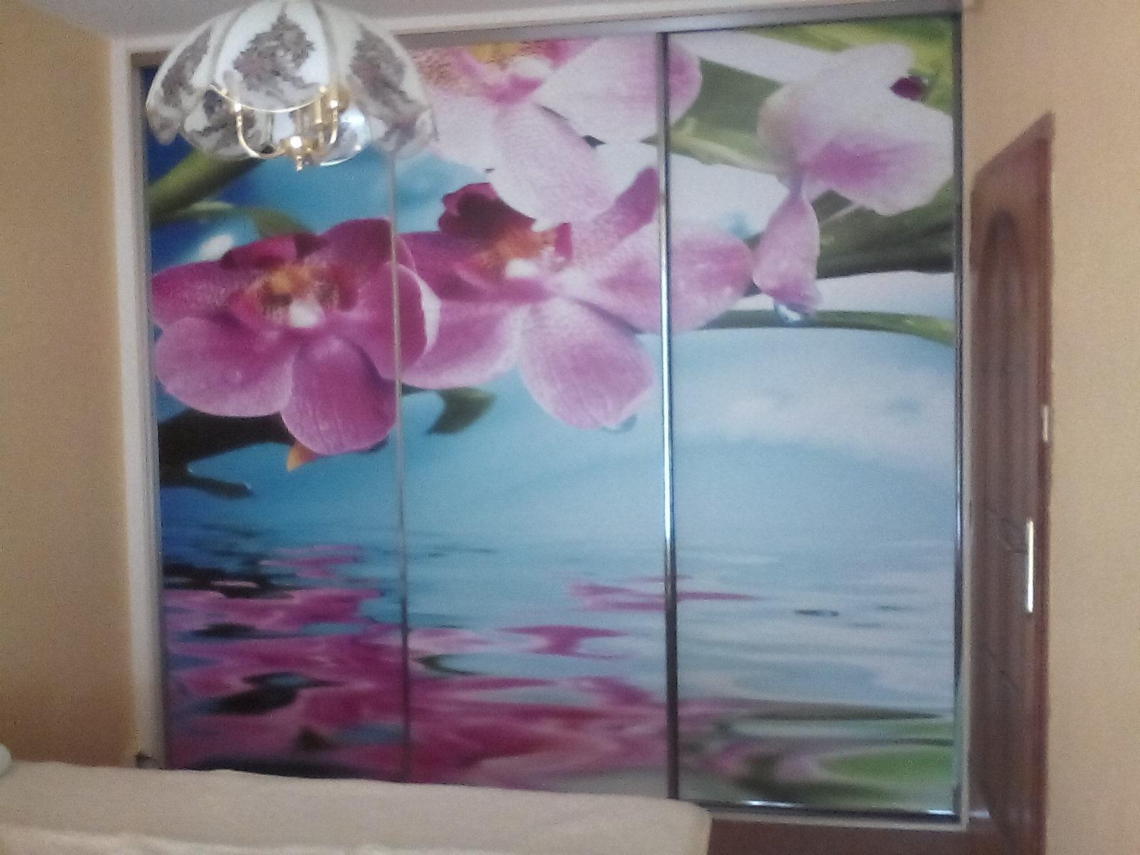Fototapety na vestavěné skříne, nábytek, dveře - REALIZACE - Obrázek č. 44