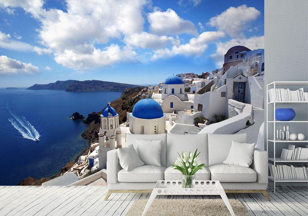 Kouzelné Santorini - fototapety - Obrázek č. 1