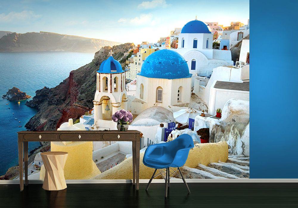 Kouzelné Santorini - fototapety - Obrázek č. 2