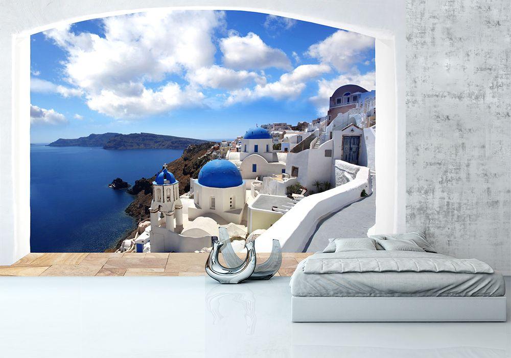 Kouzelné Santorini - fototapety - Obrázek č. 3