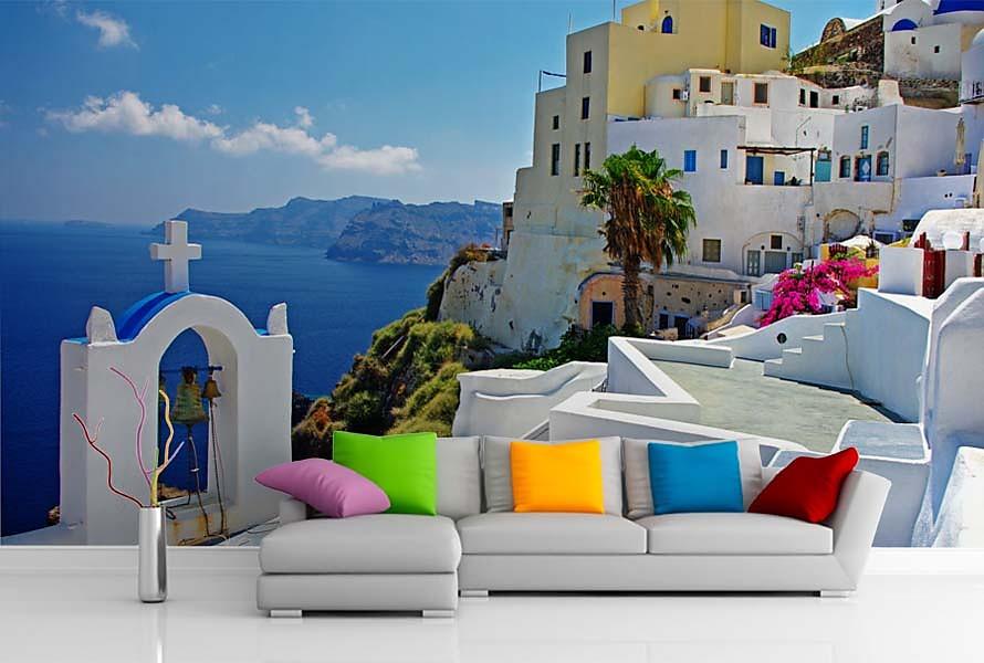 Kouzelné Santorini - fototapety - Obrázek č. 5