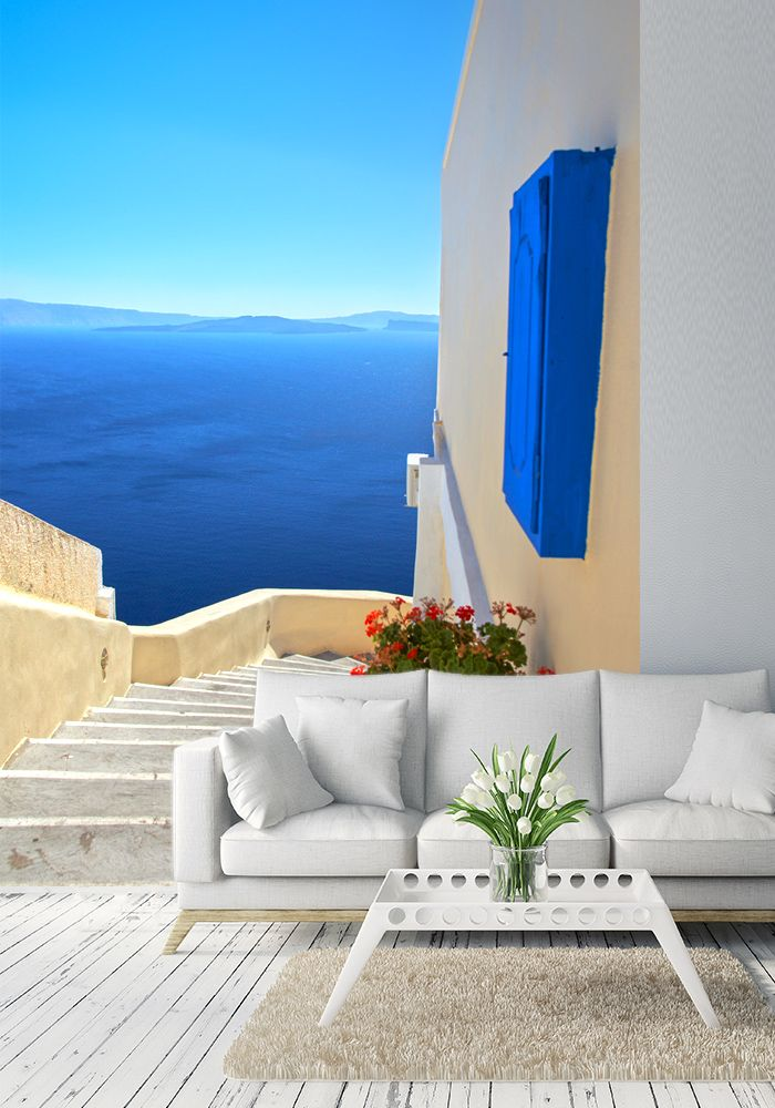 Kouzelné Santorini - fototapety - Obrázek č. 6