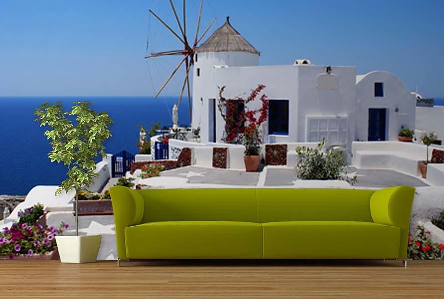 Kouzelné Santorini - fototapety - Obrázek č. 8