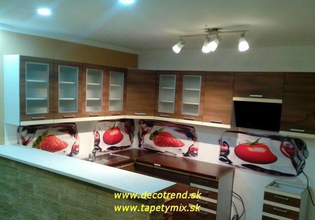 Fototapety do kuchyně - na kuchyňskou linku, na zeď, na skřínky - Obrázek č. 16