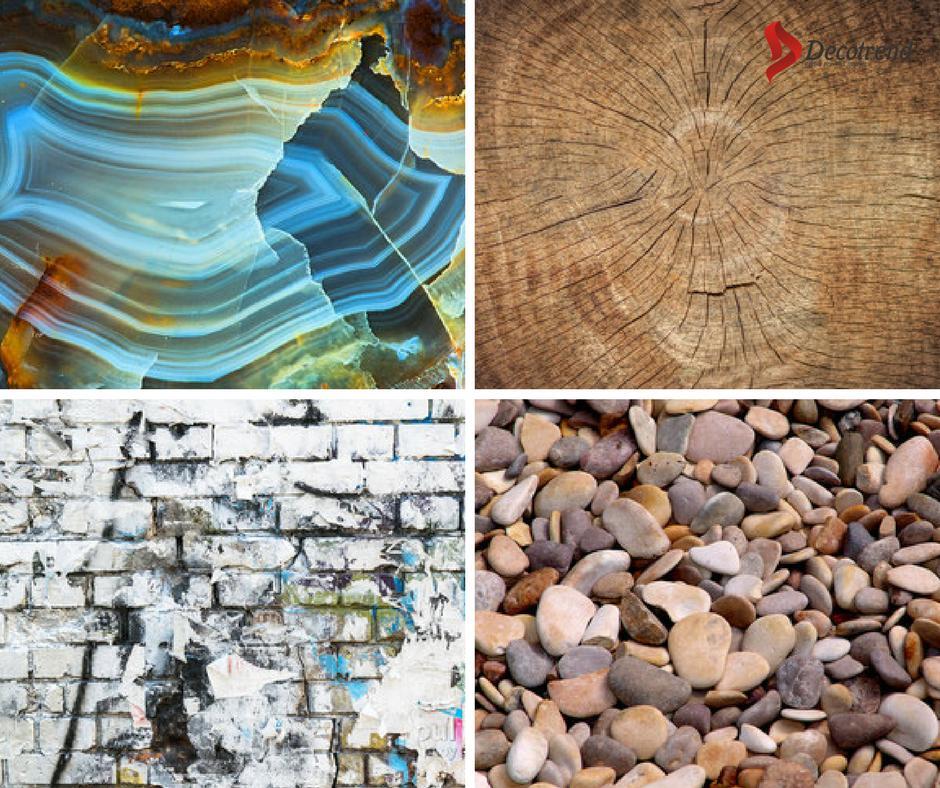 Tapety imitace přírodních materiálu - Obrázek č. 14