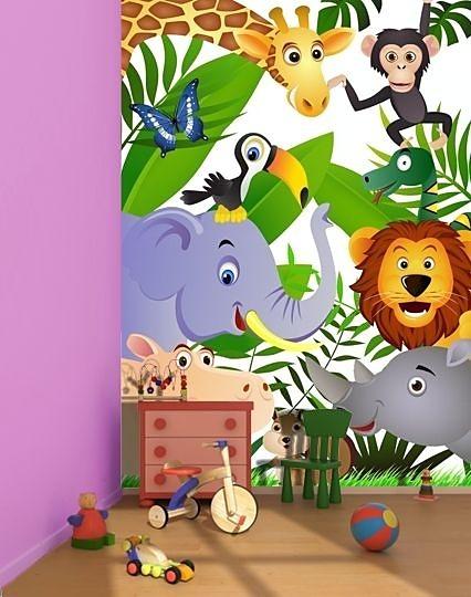 Fototapety do dětského pokoje - Obrázek č. 38