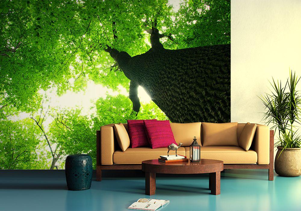 Tapety na zeď do obývacího pokoje - Obrázek č. 21