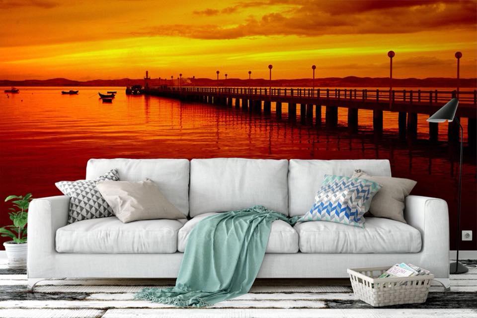 Tapety na zeď do obývacího pokoje - Obrázek č. 34