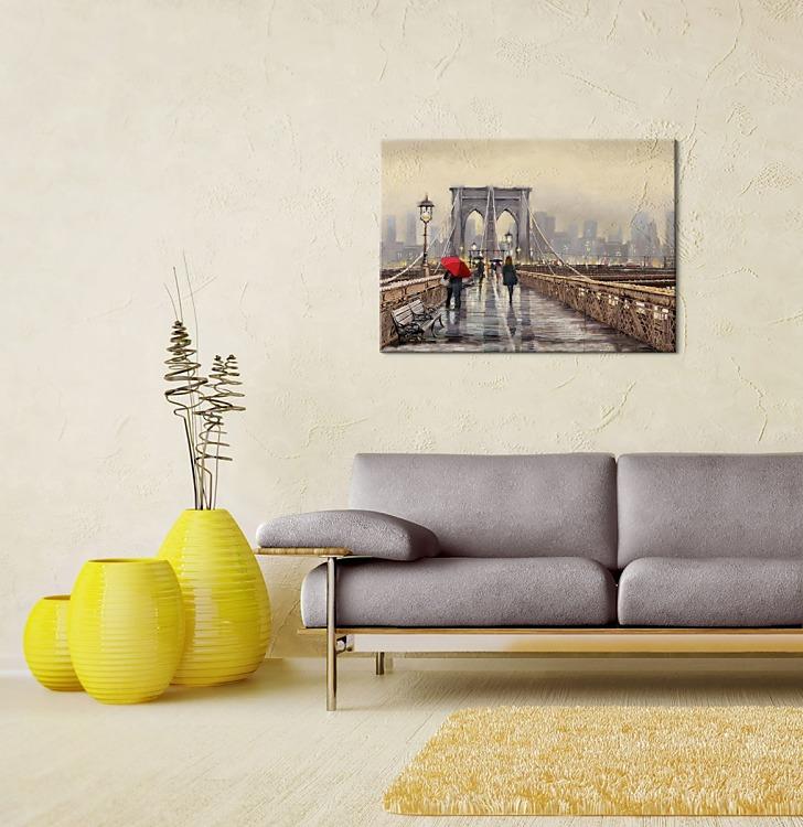 Co na zeď do obývacího pokoje? - Obrázek č. 21