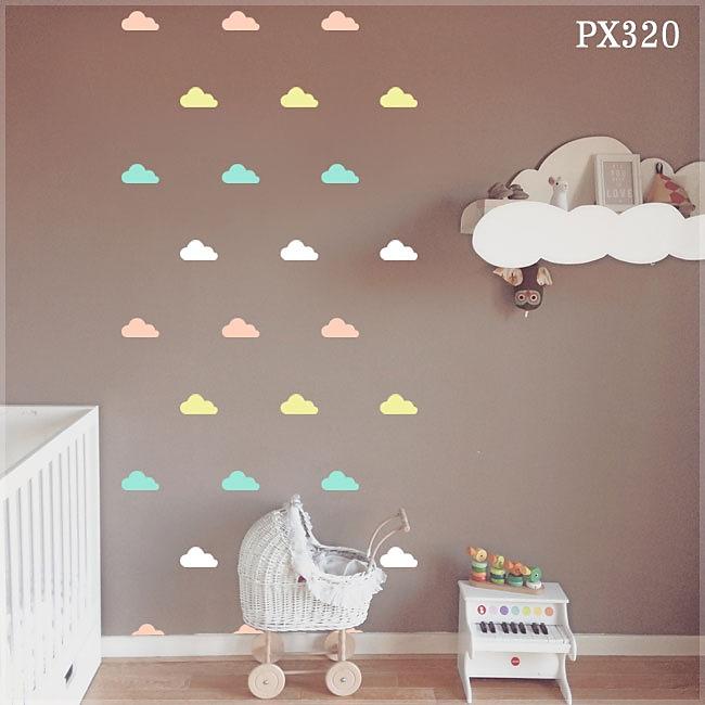 Samolepky na zeď ( 43 barev ) a Šablóny na malování - Obrázek č. 38