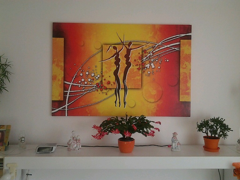 Obrazy na stěnu - v interieru našich zákazníků - Obrázek č. 89