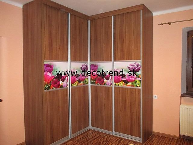 Fototapety na vestavěné skříne, nábytek, dveře - REALIZACE - Obrázek č. 72