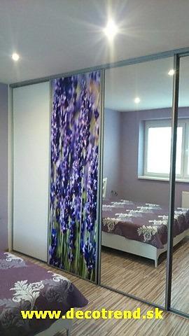 Fototapety na vestavěné skříne, nábytek, dveře - REALIZACE - Obrázek č. 75